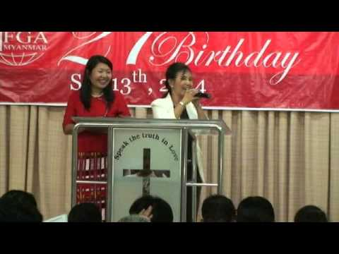 [FGATulsa]#1062# 27th Church's Birthday (FGAMyanmar)-A
