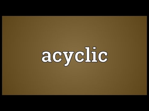 Header of acyclic
