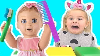 This is The Way Nursery Rhymes Song for Kids from  Emma  Pretend Play