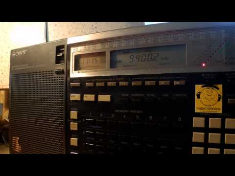 17 08 2015 UNIDentified station with Arabic music 1114 on 9400