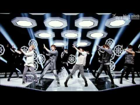[FHP] SHINee-Stranger comeback stages(edit ver)