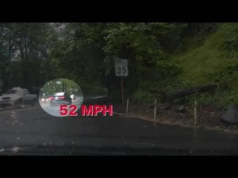 DASH CAM VIDEO: Police Pursuit