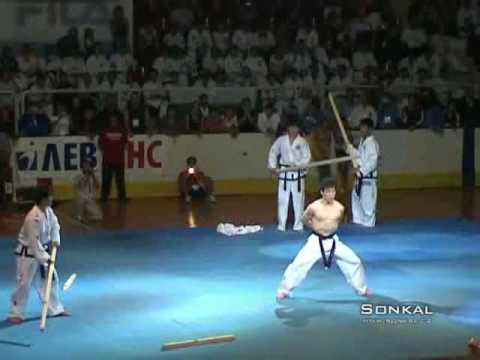 Korean Taekwondo Video Image 1