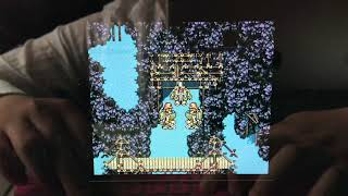 Final Fantasy 3 gameplay