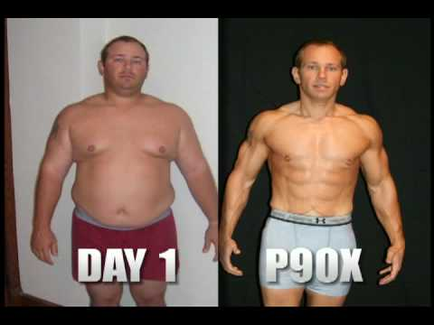 Tommy Mygrant P90X Transformation Before and After Results - P90X