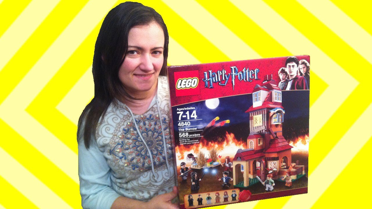 Burrow Harry Potter Lego Burrow Lego Harry Potter