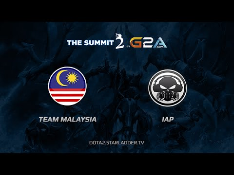 Team Malaysia -vs- Execration, The Summit 2 SEA, game 1