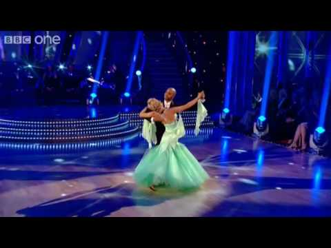 "http://www.bbc.co.uk/strictly Hollyoaks actor Ricky Whittle and his professional dance partner Natalie Lowe perform a Waltz to Dana Glover's tune ""It Is You ..."