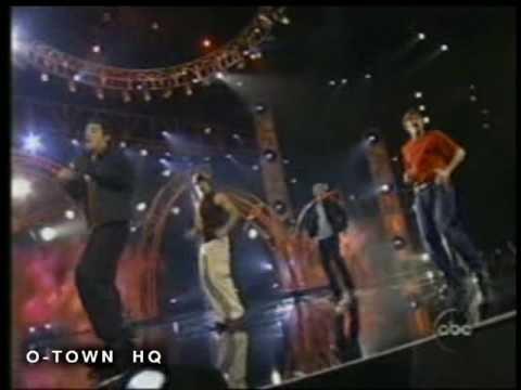 O-Town - Liquid Dreams live on Miss America (HQ)