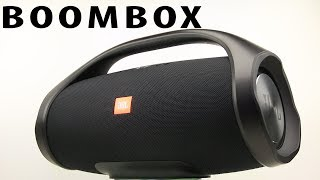 JBL BOOMBOX Review: All About it