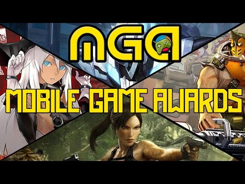 Mobile Game Awards HD - Best Android Games 2015