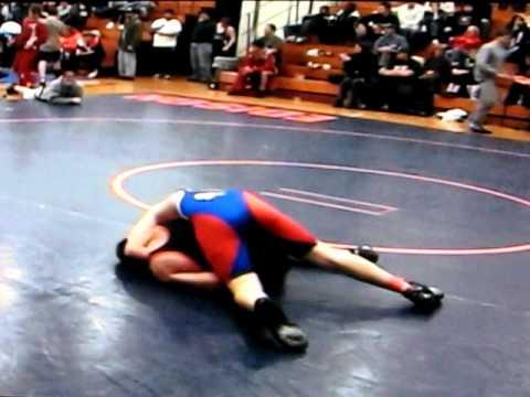 Owego Free Academy Wrestling Deaven Hammond 171 LBS