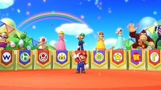 Mario Party 10 - Credits