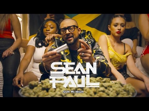 Sean Paul - Suh Mi High (Official Music Video)
