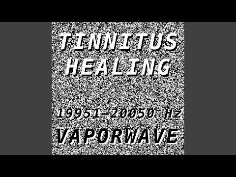 Tinnitus Healing for Damage at 20049 Hertz