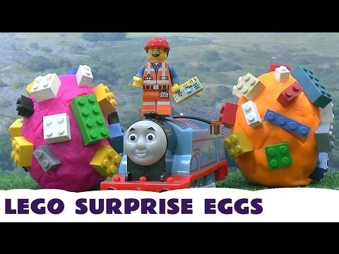Play Doh LEGO MOVIE Surprise