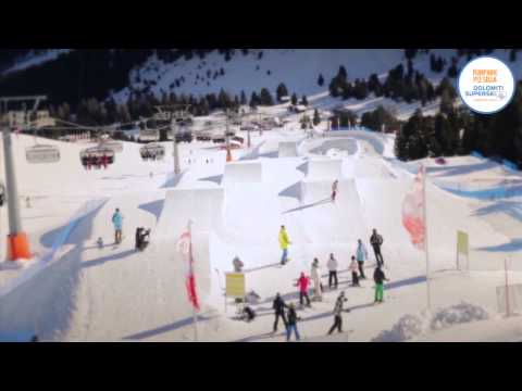 Dolomiti Super Freestyle: Snowboarding in the Dolomites - Winter 13/14 is coming!