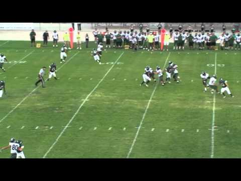 #1-Jaysonn Jackson-WR/DB/P-Palmdale High School-2013 Football Highlights