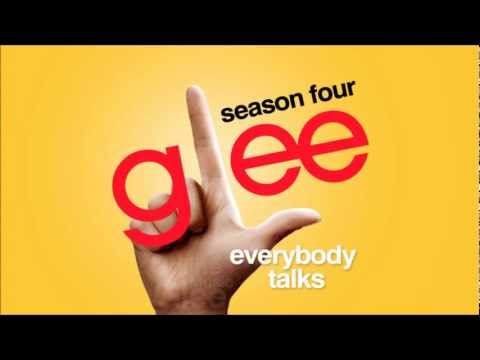 Everybody Talks - Glee [HD Full Studio]