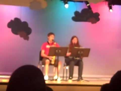HSHS Chamber Ensemble Clarinet Sax Duet