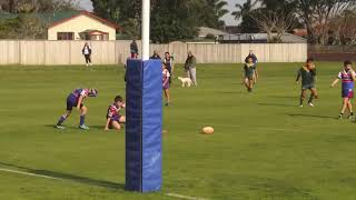 Rugby League Highlights 2018 - 2019 Jossi Filiva'a