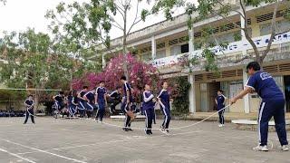 Trường THPT Bạc Liêu: Không khí hoạt động chào mừng ngày Nhà Giáo Việt Nam 20/11