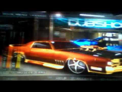 Carros do Midnight club 3 Dub Edition Remix