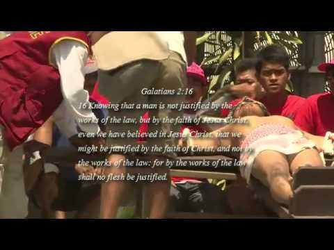 Gods of the New Age : Filipino Catholics nail themselves to a Cross to earn Salvation (Mar 30, 2013)