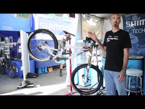 2012 Shimano Zee M640 Components Overview