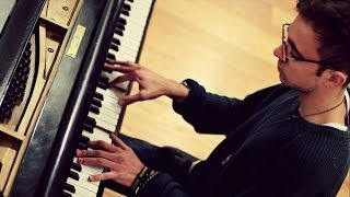 """Let Her Go"" - Passenger (Grand Piano Cover) - Costantino Carrara"