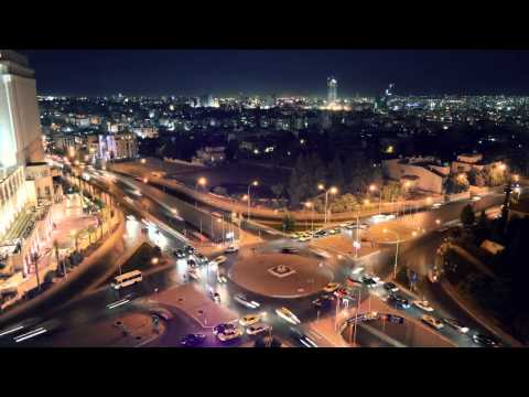 Amman -  As Never seen Before time lapse