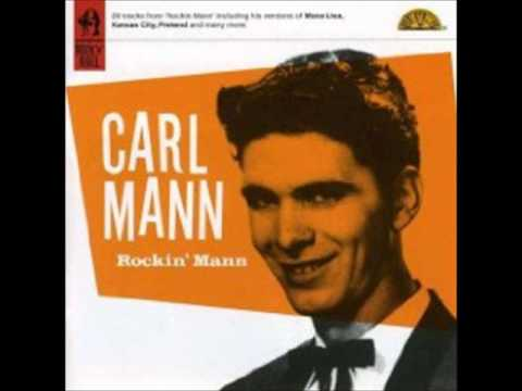 Carl Mann - Pretend