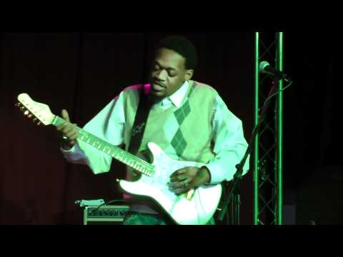 Eric Gales at Blues Slinger's Ball (1) - Marquee 15