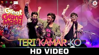 download lagu Teri Kamar Ko - Great Grand Masti  Riteish gratis