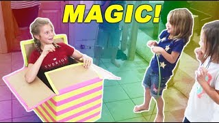Download Lagu Wrong BOX FORT HOUSE! ~ MAGIC Teleportation Mystery Box Challenge!! Gratis STAFABAND