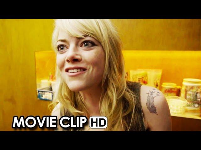 BIRDMAN Movie Clip - Relevant (2014) - Michael Keaton, Edward Norton HD