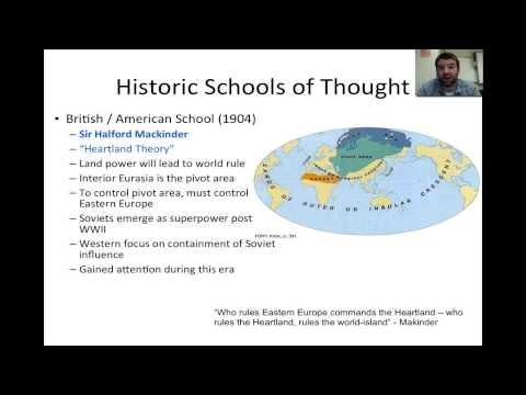 Historical Geopolitics