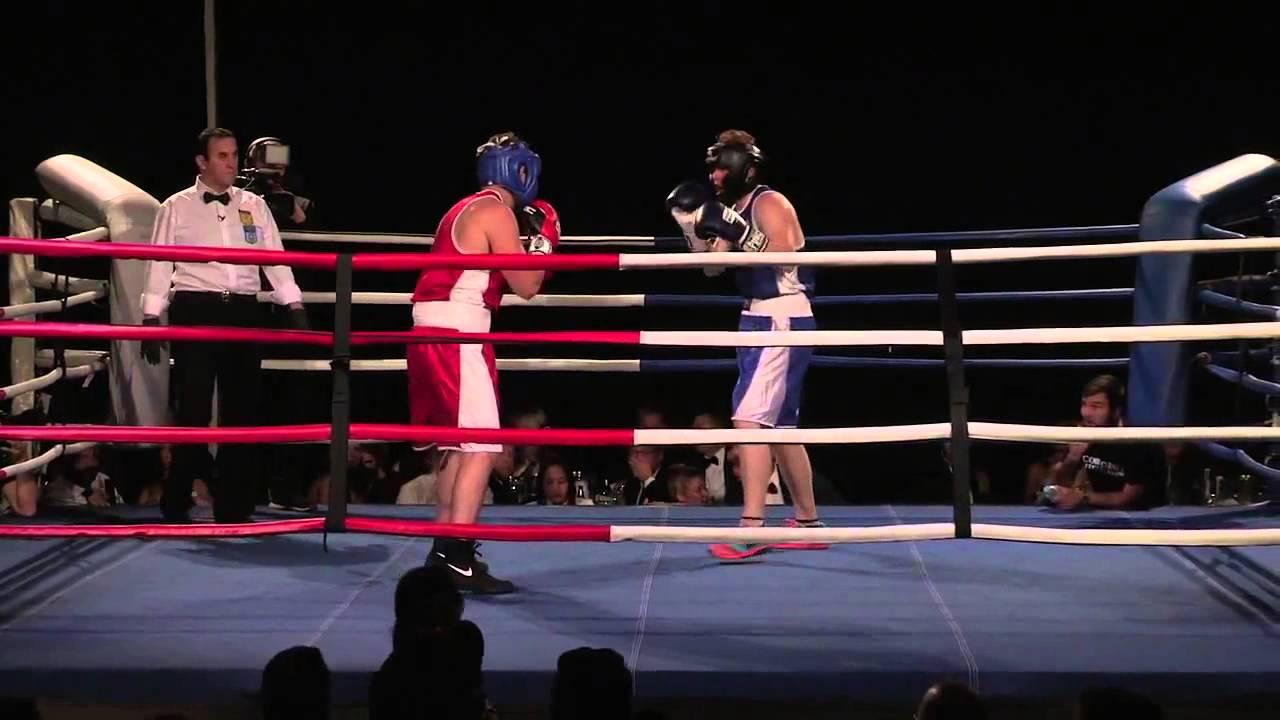 Corporate fighter joe butler v james moreton boxing