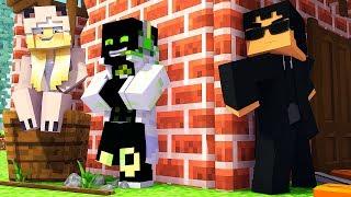 WIR WERDEN BEOBACHTET GEHEIMERSPION  Minecraft Deu