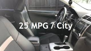2014 Toyota Camry SE for sale in RICHMOND, CA