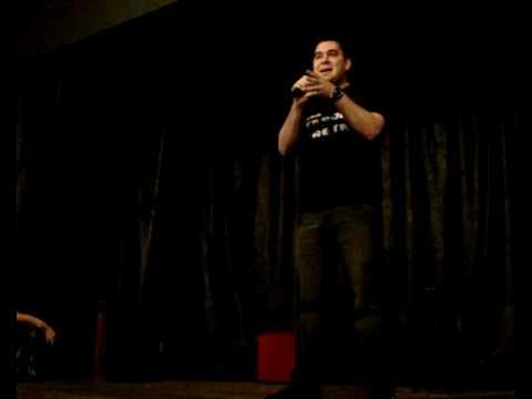 Stand Up Armando Moraes (Égua, Encarnação, Recalque, Família, Dente Amarelo)