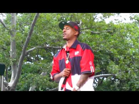 Rakim- It39s Been a Long Time  Summerstage Central Park, NYC
