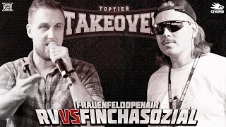 RV vs FINCH ASOZIAL | FRAUENFELD OPENAIR