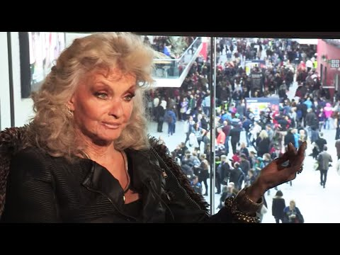 Kate O'Mara - Questions from the TARDIS Tin - Doctor Who