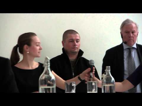 Seminar on Ukraine at Färgfabriken, March 22, 2014