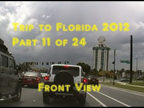 Trip to Florida 2012 | Front View | 11 of 24 | From Orlando, FL to Sanford, FL