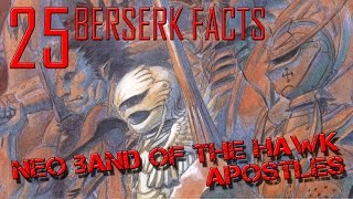 25 Facts about Neo Band of the hawk Apostles