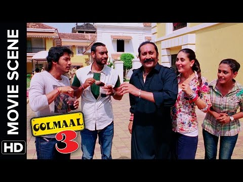 Vasooli Fireworks | Golmaal 3 | Comedy Movie Scene thumbnail