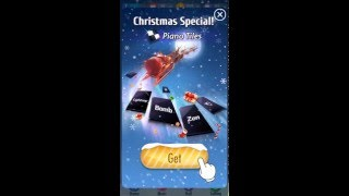 "Piano tile 2 master ""Jingle bell"" 2016 very fast"