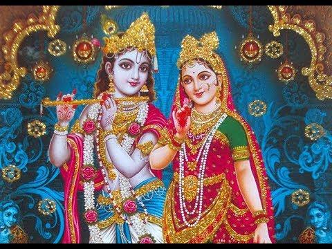 Jaya Radhe Jaya Krishna ~  Krishna Premi Dasi video